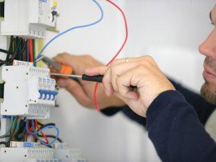 خدمات الکتریکی برقکاری زعفرانیه