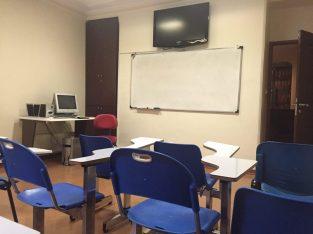 اجاره کلاس اتاق و فضای آموزشی