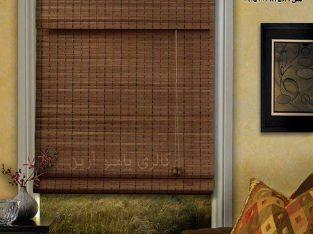 تولید پرده و پاراوان بامبو در مشهد