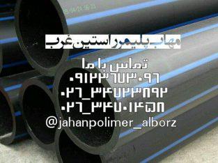 فروش لوله و اتصالات پلی اتیلن در کرج
