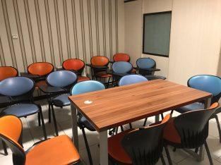 شرایط و تصاویر اجاره کلاس های اموزشی انتشارات داده کاو