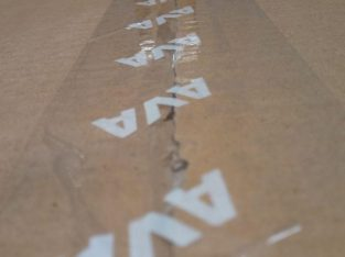 چاپ و تبلیغات روی چسب نواری ۵ سانتی