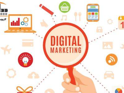 خدمات دیجیتال مارکتینگ / کارپویش تبلیغاتی پیام آگهی