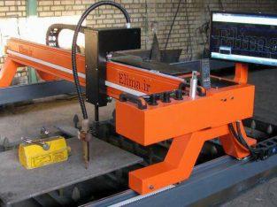 ساخت و تولید انواع دستگاه های سی ان سی CNC