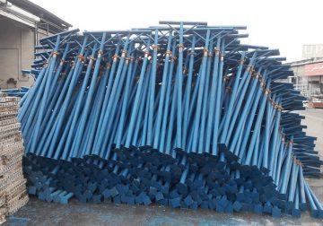 تولید و فروش جک سقفی صلیب دار نو در سایزهای مختلف
