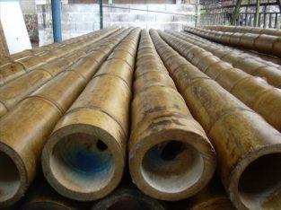 فروش چوب بامبو (نی خیزران)