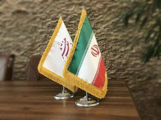 چاپ و تولید پرچم رومیزی