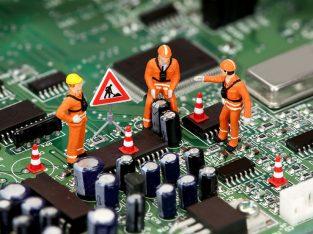 تعمیرات انواع پرینتر(الکترونیکی و مکانیکی)