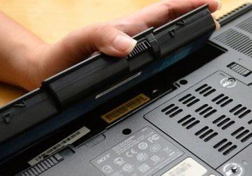 فروش انواع باتری لپ تاپ